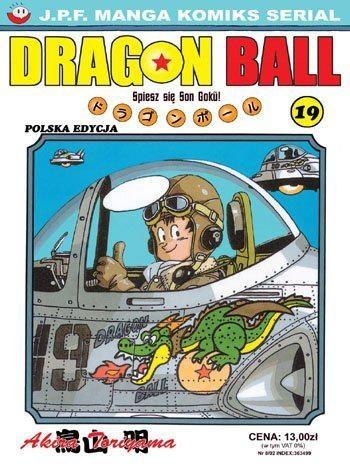 Okładka książki Dragon Ball tom 19. Spiesz się Son Goku!