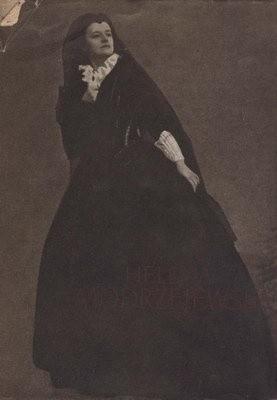 Okładka książki Helena Modrzejewska na scenie krakowskiej 1865-1869