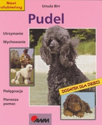 Okładka książki Pudel