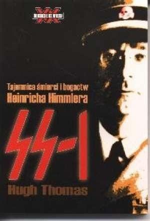 Okładka książki Tajemnica śmierci i bogactw H.Himmlera
