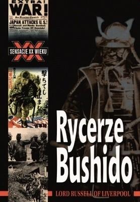 Okładka książki Rycerze Bushido