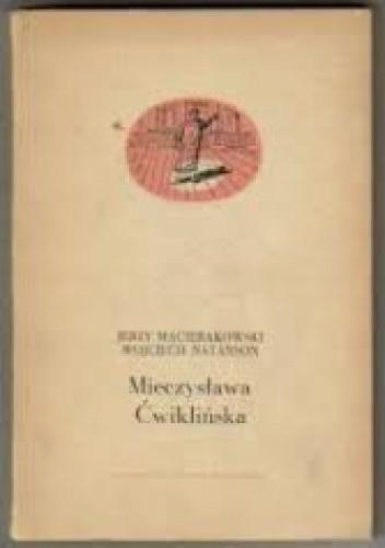 Okładka książki Mieczysława Ćwiklińska