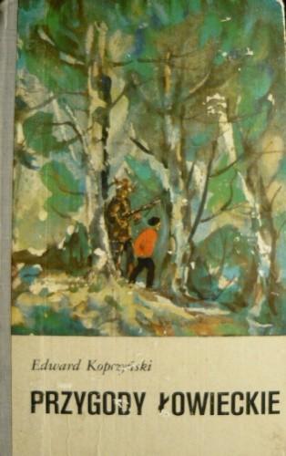 Okładka książki Przygody łowieckie