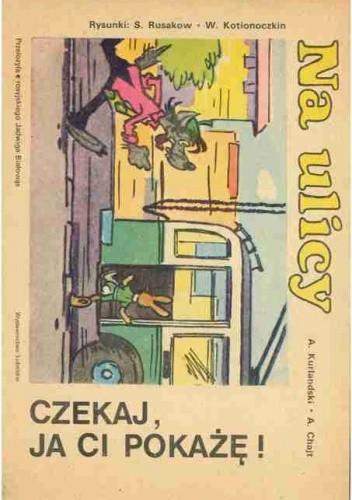 Okładka książki Na ulicy