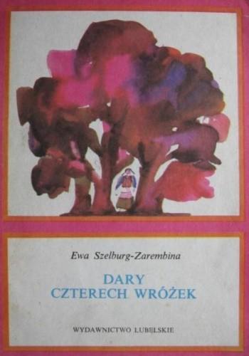 Okładka książki Dary czterech wróżek