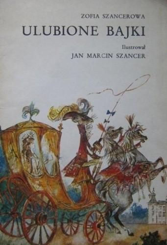 Okładka książki Ulubione bajki