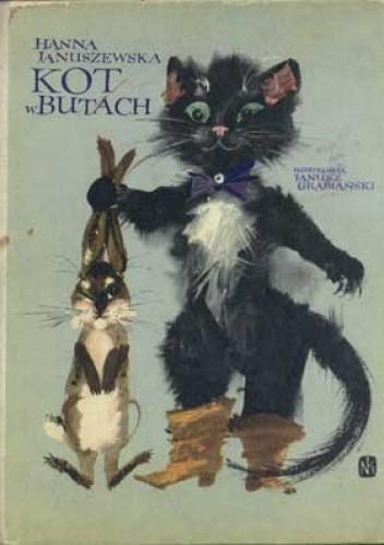 Okładka książki Kot w butach