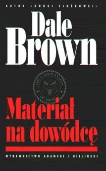 Okładka książki Materiał na dowódcę