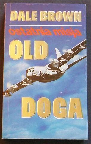 Okładka książki Ostatnia misja Old Doga