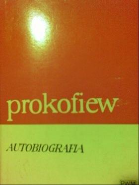 Okładka książki Prokofiew. Autobiografia