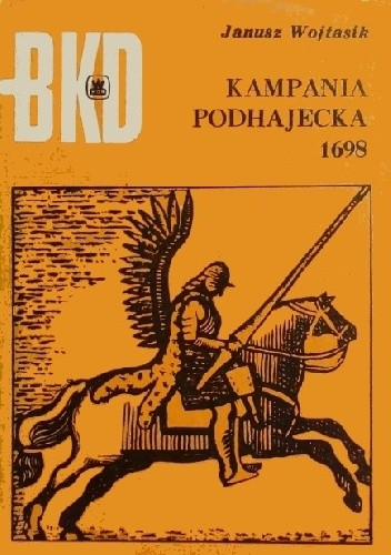 Okładka książki Kampania Podhajecka 1698
