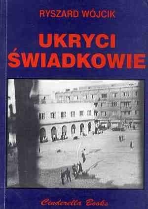 Okładka książki Ukryci świadkowie