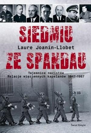 Okładka książki Siedmiu ze Spandau