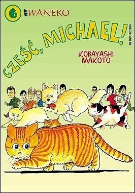 Okładka książki Cześć Michael! tom 6