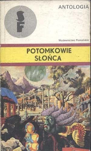 Okładka książki Potomkowie Słońca