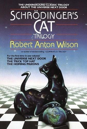 Okładka książki Schrödinger's Cat Trilogy