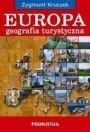 Okładka książki Europa. Geografia turystyczna