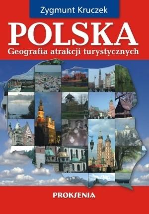 Okładka książki Geografia atrakcji turystycznych Polski