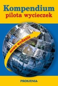 Okładka książki Kompendium pilota wycieczek