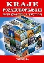 Okładka książki Kraje pozaeuropejskie. Zarys geografii turystycznej