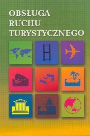 Okładka książki Obsługa ruchu turystycznego