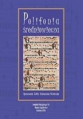 Okładka książki Polifonia Średniowiecza
