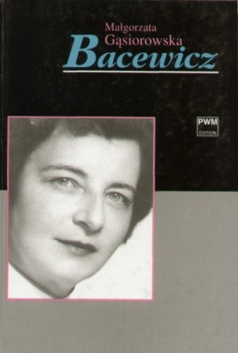 Okładka książki Bacewicz