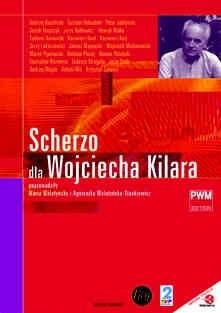 Okładka książki Scherzo dla Wojciecha Kilara