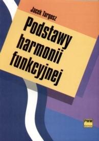 Okładka książki Podstawy harmonii funkcyjnej