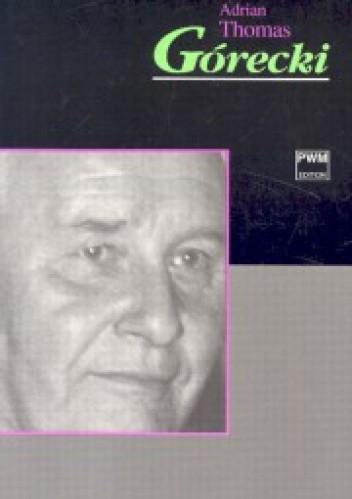 Okładka książki Górecki