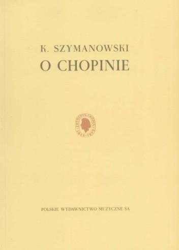 Okładka książki O Chopinie
