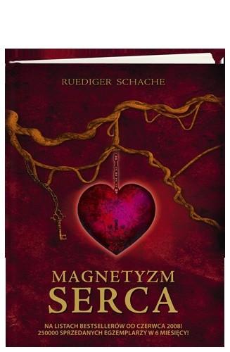Okładka książki Magnetyzm Serca