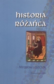Okładka książki Historia różańca
