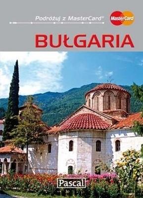 Okładka książki Bułgaria. Przewodnik Ilustrowany Master Card