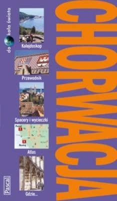 Okładka książki Chorwacja. Przewodnik Dookoła świata