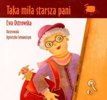 Okładka książki Taka miła starsza pani