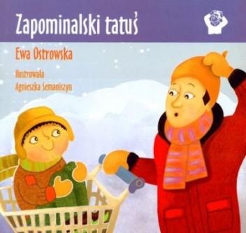 Okładka książki Zapominalski tatuś