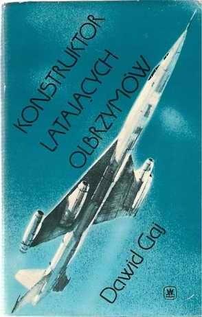 Okładka książki Konstruktor latających olbrzymów