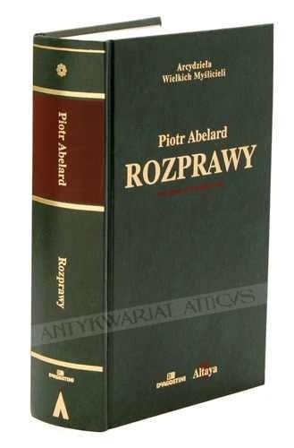 Okładka książki Rozprawy