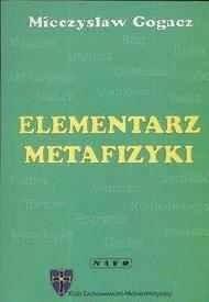 Okładka książki Elementarz Metafizyki