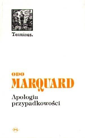 Okładka książki Apologia przypadkowości. Studia filozoficzne