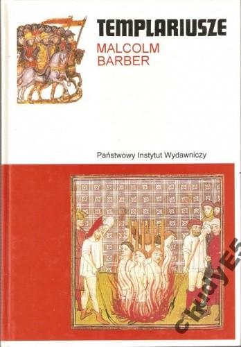 Okładka książki Templariusze