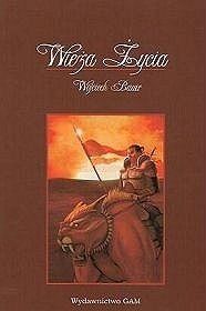 Okładka książki Wieża życia