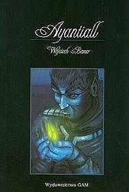 Okładka książki Ayantiall
