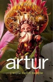 Okładka książki Artur i wojna dwóch światów