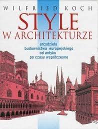 Okładka książki Style w architekturze