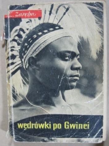 Okładka książki Wędrówki po Gwinei