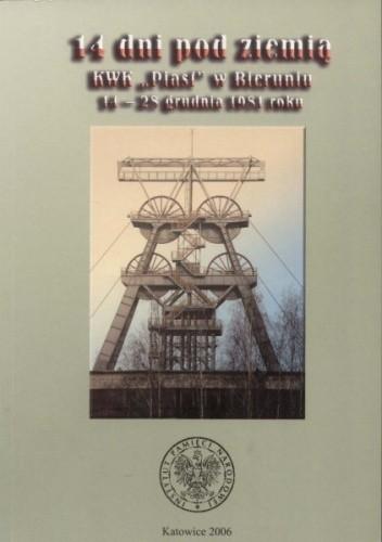 Okładka książki 14 dni pod ziemią: KWK
