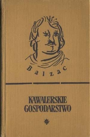 Okładka książki Kawalerskie gospodarstwo
