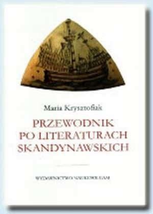 Okładka książki Przewodnik po literaturach skandynawskich
